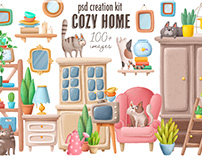 Cozy Home creation kit