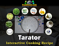 Interactive Cooking Recipes