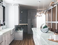 Modern kitchen... Project Rafhael Milfont