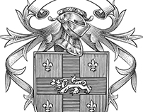 Crests illustrated by Steven Noble