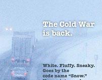 Shift into Winter Employee Awareness, BC Canada