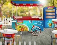 Kiosk Stand Booth