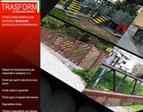 Website concept and design