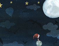 The Boy Who Stole The Moon: The First Christmas