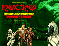 "Necro ""Coronavirus Pandemic (Spreading The Disease)"""