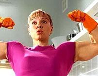 Mr Muscle TV ролик