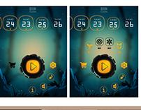 Kaya (Mobile Game Art)