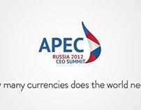 Infographi for APEC (2012)