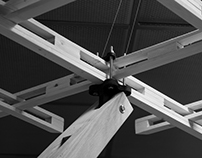 Gridshell Pavilion - Design and Model