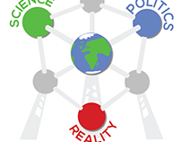 Science, Politics, Reality Poster