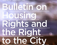 COHRE - CENTRE ON HOUSING RIGHTS & EVICTIONS