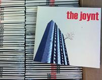 The Joynt - Self Sampled album layout