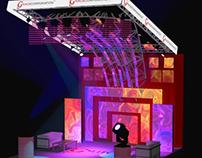 LDI Vegas Booth