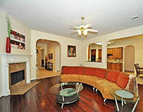 Real Estate Staging for Property @ 10306 Lighth