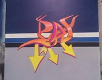 Ray Graffiti