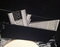 """Lupe Fiasco Custom """"Skateboard"""" Designed for New Album"""