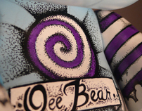 Qee Bear Candy - Toyz
