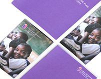 Global Partnership for Education brochures
