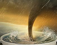 Brewing a Storm
