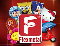 Flexmetal Balões Metalizados