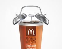 Mc Café Campaign