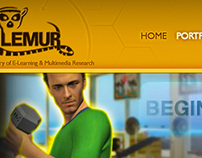 L.E.M.U.R. Team Website