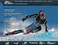 Snow Sports New Zealand Website