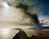 Iceland's volcano Eyjafjallajokul