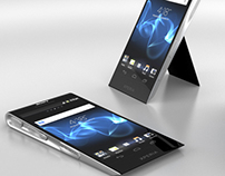 Smartphone Sony Xperia X Concept
