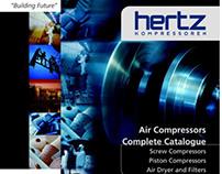 Hertz Kompressoren Broshure & Catalogue