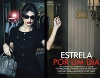 A day in a Diva Life - revista Flash