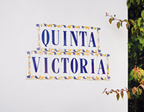 Quinta da Victória - Website