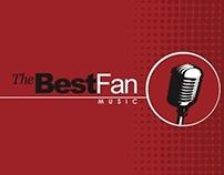 The Best Fan music - Brand identity