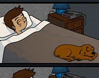 Sleeping with Doggies