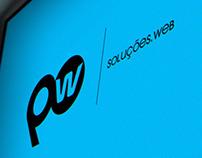 Identidade Visual PW-Soluções WEB