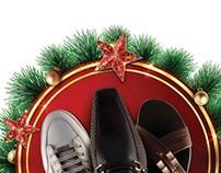 Campanha de Natal 2011 - Constantino Calçados