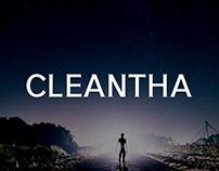 Cleantha - Free Serif Font