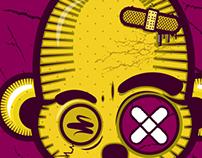 3ªColección M / Skull