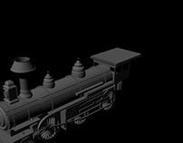 Steam Locomotive exercise