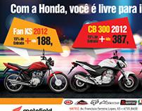Anúncios Motofield
