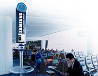 Samsung Mobile Charging Station