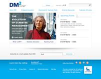 Diabetes Information Website