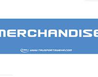 Merchandise Banner for TruSportswear