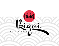 Corporate Design: Ikigai Neumann