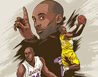 Kobe Bryant - Fan Art