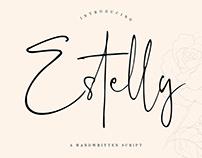 Estelly Handwritten Font