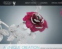 L'Ecole Website