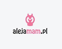 Clothing store for children - alejamam.pl