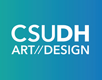 CSUDH Art and Design Department Visual Identity