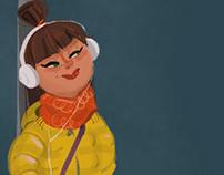 iPad Pro Doodles